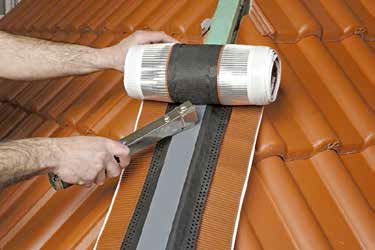 What is 'Dry Fixing' the roof and why have I not heard of this before?
